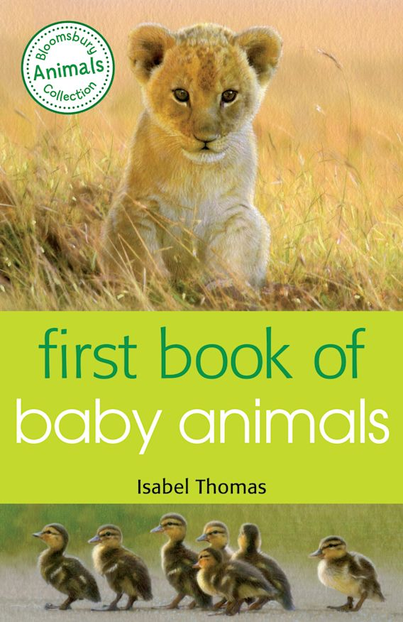 First Book of Baby Animals cover