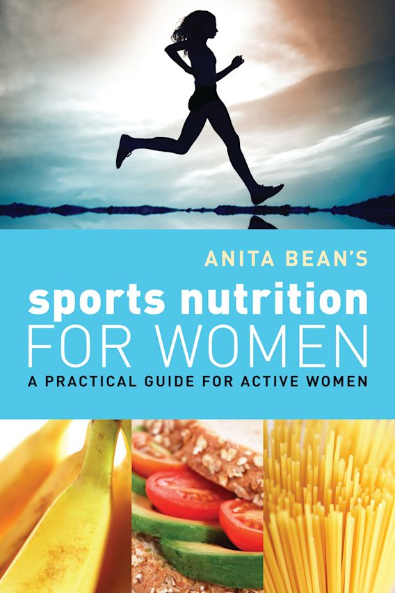 Anita Bean's Sports Nutrition for Women cover