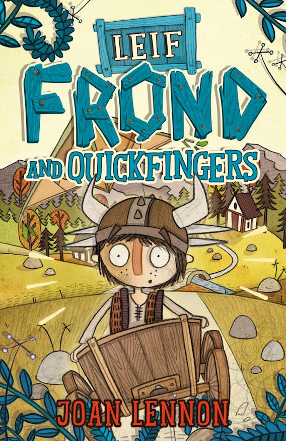 Leif Frond and Quickfingers cover