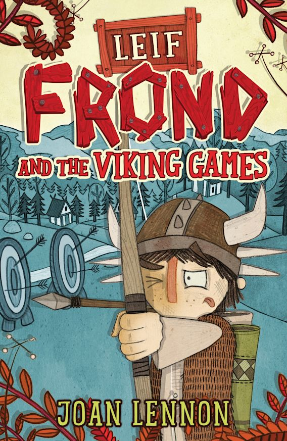 Leif Frond and the Viking Games cover