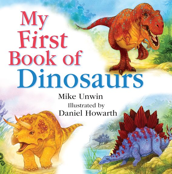 My First Book of Dinosaurs cover