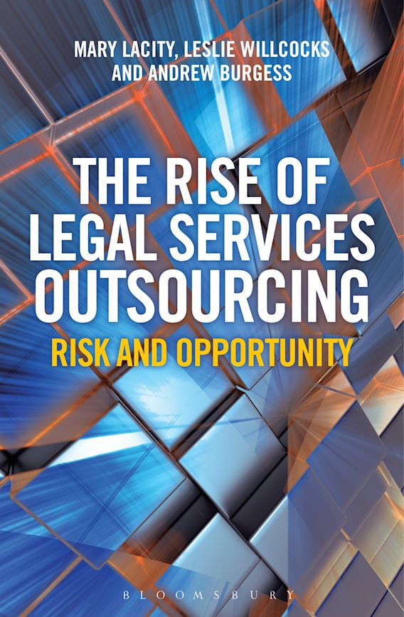 The Rise of Legal Services Outsourcing cover