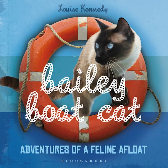 Bailey Boat Cat cover