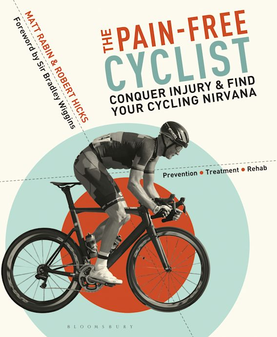 The Pain-Free Cyclist cover
