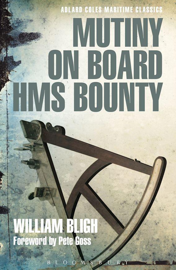 Mutiny on Board HMS Bounty cover