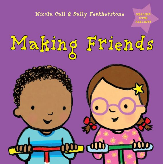 Making Friends: Dealing with Feelings cover