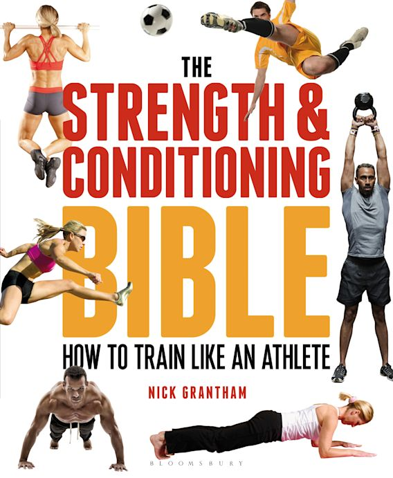 The Strength and Conditioning Bible cover