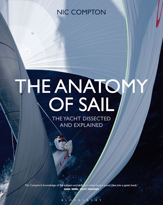 The Anatomy of Sail cover