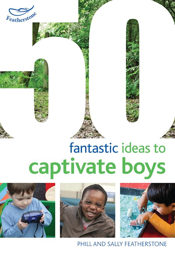50 Fantastic Ideas to Captivate Boys cover