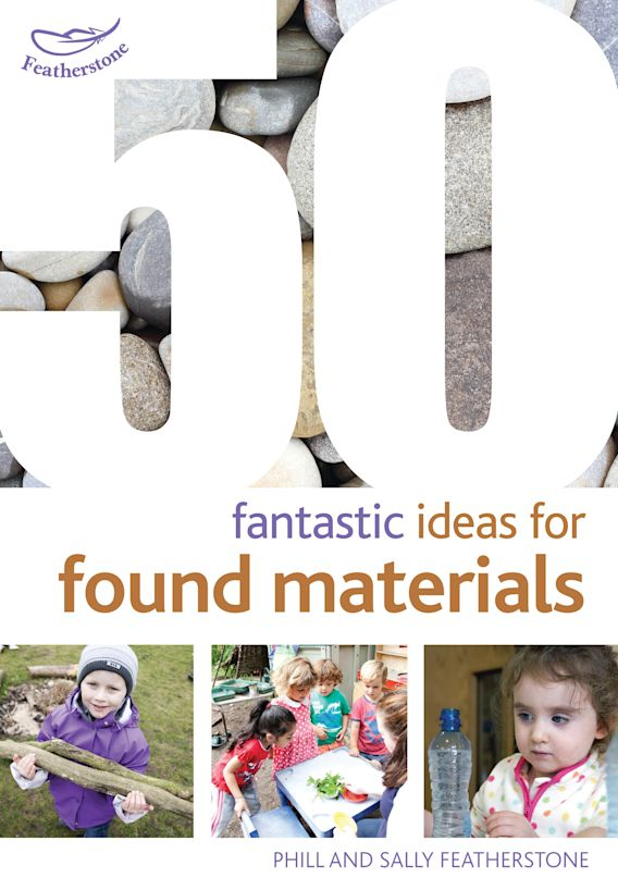50 Fantastic Ideas for Found Materials cover