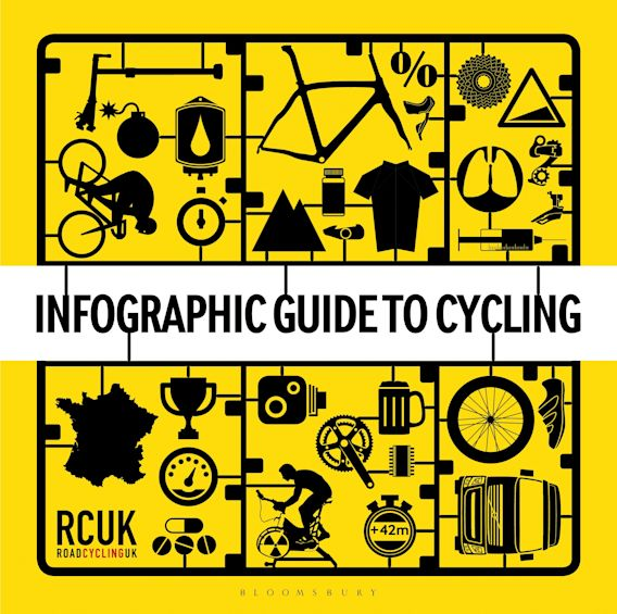 Infographic Guide to Cycling cover
