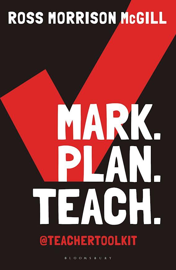 Mark. Plan. Teach. cover