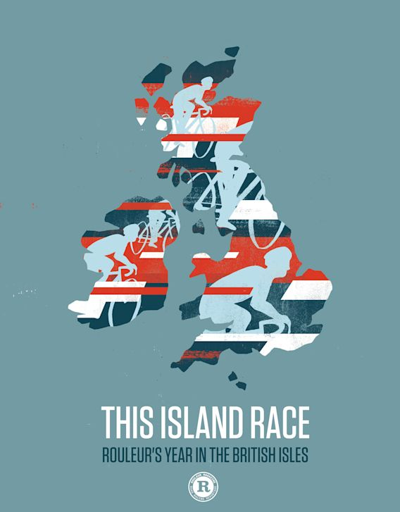 This Island Race cover
