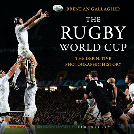 The Rugby World Cup cover