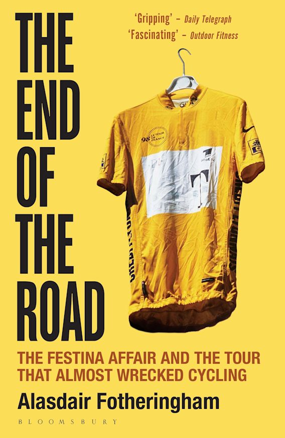 The End of the Road cover
