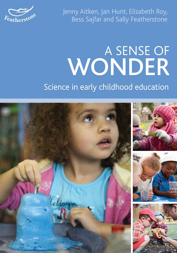 A Sense of Wonder cover