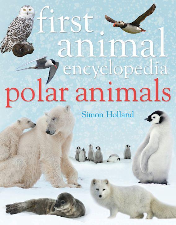 First Animal Encyclopedia Polar Animals cover