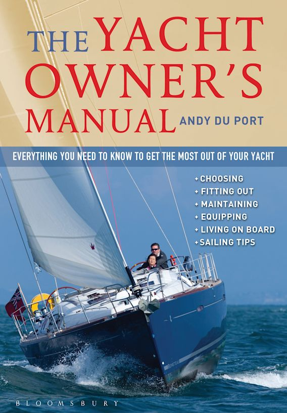 The Yacht Owner's Manual cover
