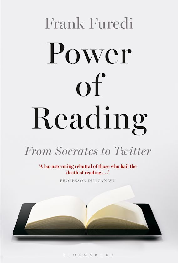 Power of Reading cover