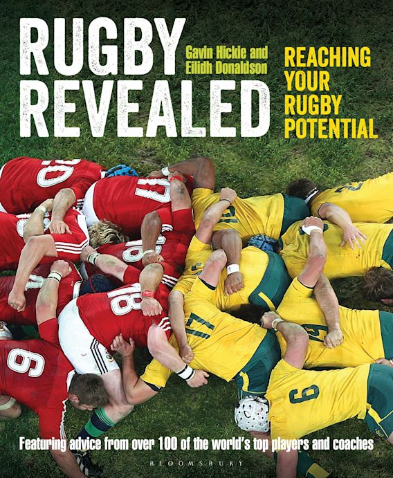 Rugby Revealed cover