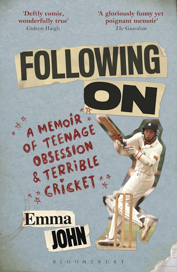 Following On cover