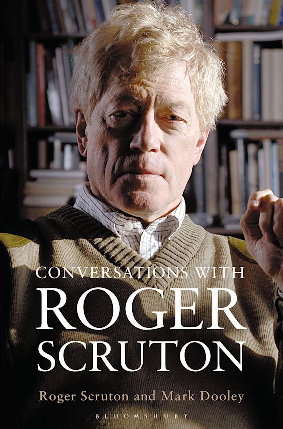 Conversations with Roger Scruton cover