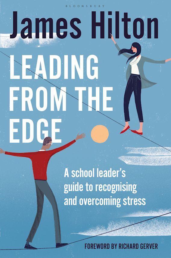 Leading from the Edge cover