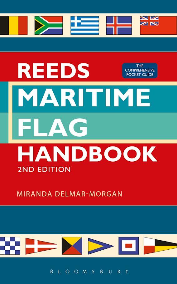 Reeds Maritime Flag Handbook 2nd edition cover