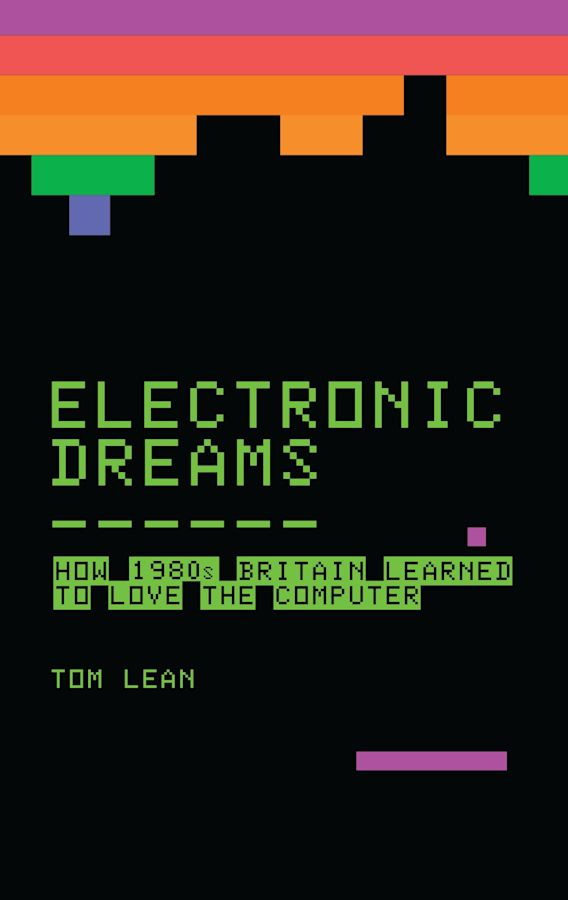 Electronic Dreams cover