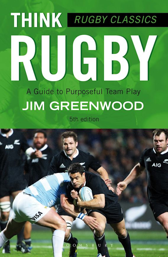 Rugby Classics: Think Rugby cover