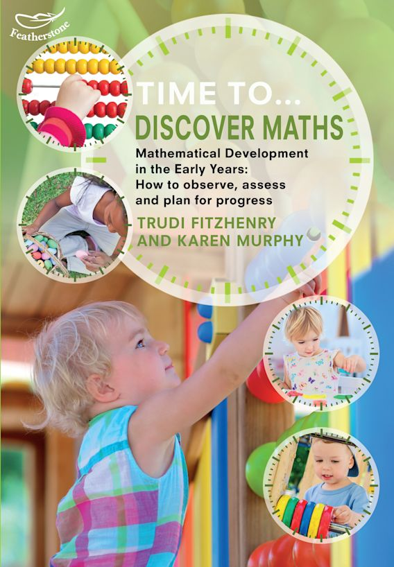 Time to Discover Maths cover