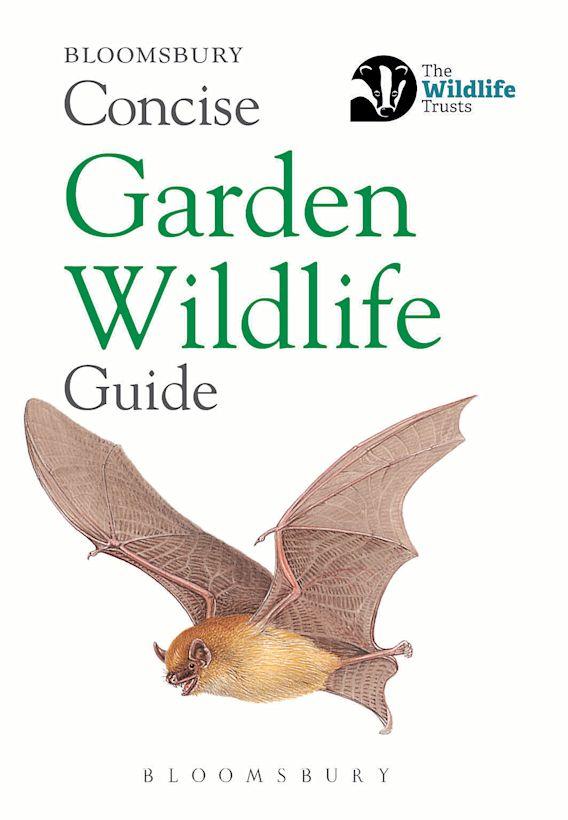 Concise Garden Wildlife Guide cover