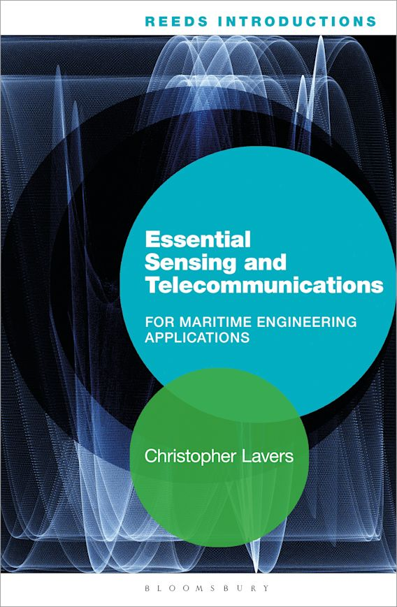 Reeds Introductions: Essential Sensing and Telecommunications for Marine Engineering Applications cover