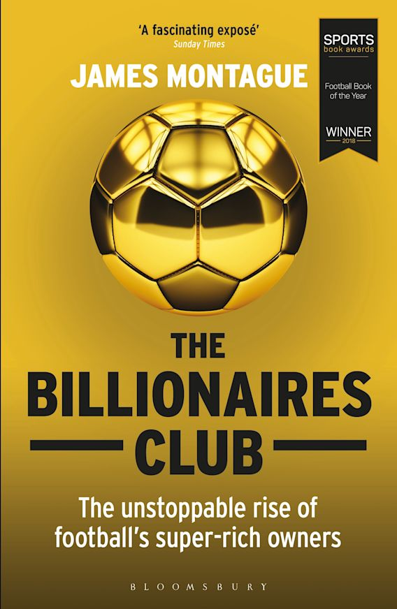 The Billionaires Club cover