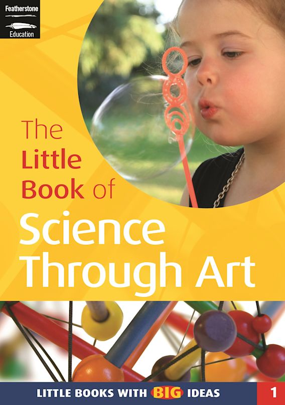 The Little Book of Science Through Art cover
