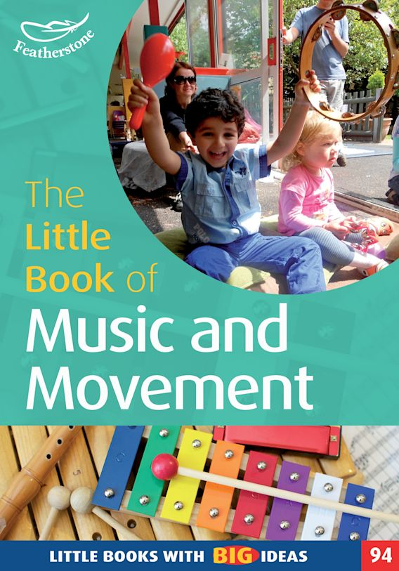 The Little Book of Music and Movement cover