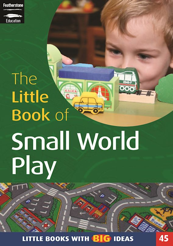 The Little Book of Small World Play cover