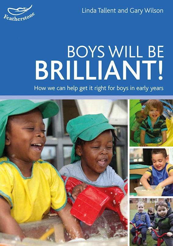 Boys will be Brilliant! cover