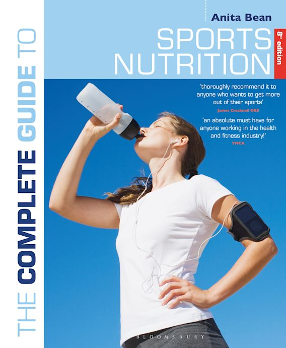 The Complete Guide to Sports Nutrition cover