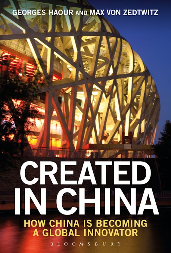 Created in China cover
