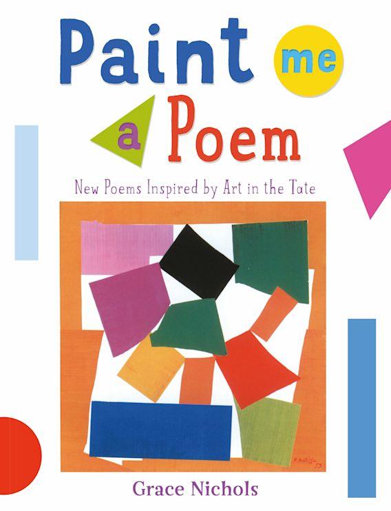 Paint Me a Poem cover