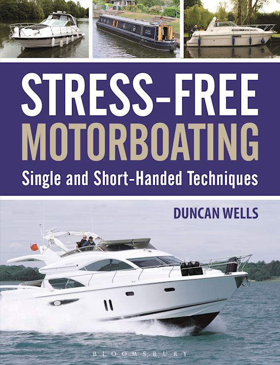 Stress-Free Motorboating cover