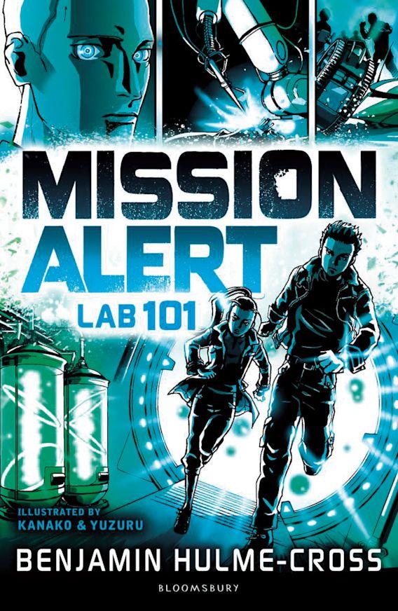 Mission Alert: Lab 101 cover