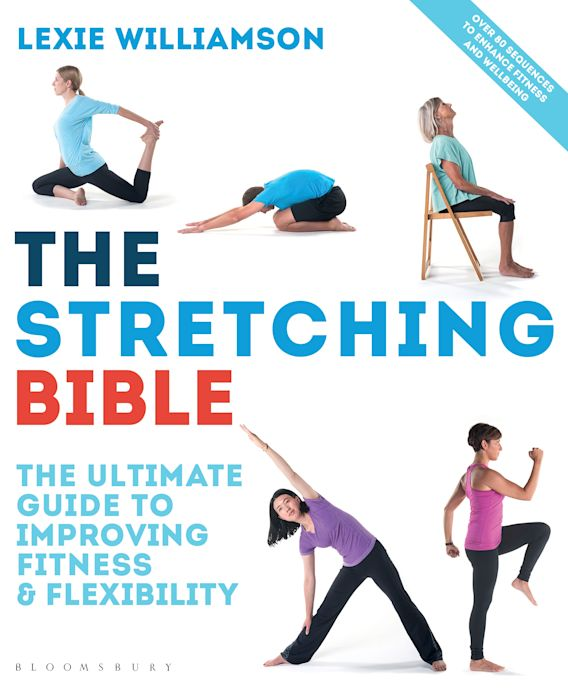 The Stretching Bible cover