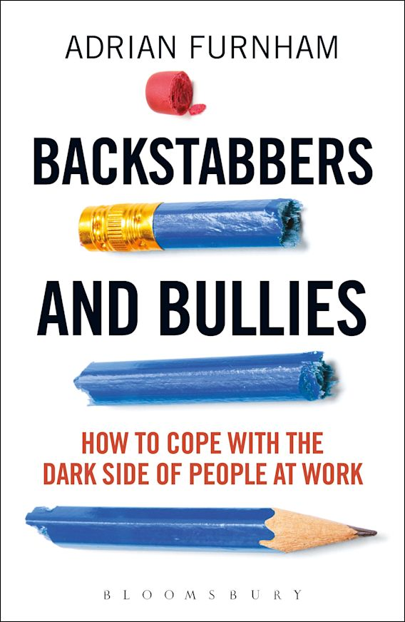Backstabbers and Bullies cover