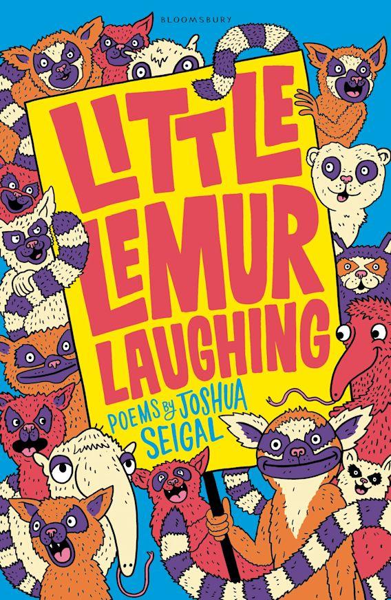 Little Lemur Laughing cover