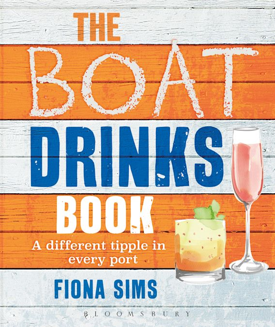 The Boat Drinks Book cover