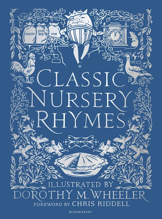 Classic Nursery Rhymes cover