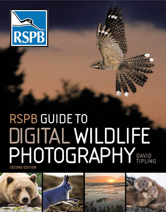 RSPB Guide to Digital Wildlife Photography cover