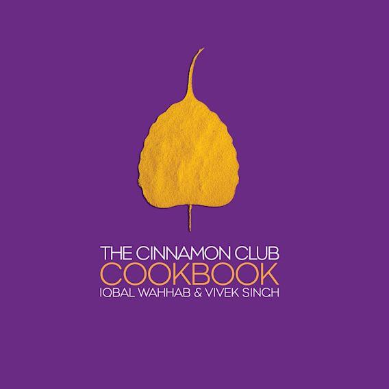 The Cinnamon Club Cookbook cover